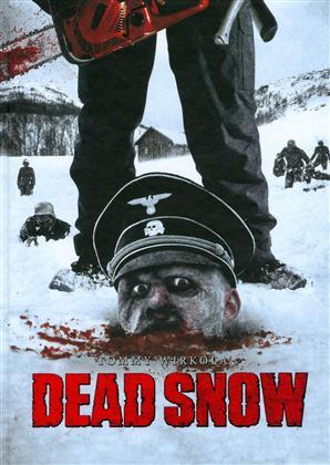 Dead Snow (2009) (Cover B, Limited Edition, Mediabook, Uncut)