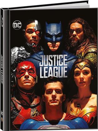 Justice League (2017) (Digibook)