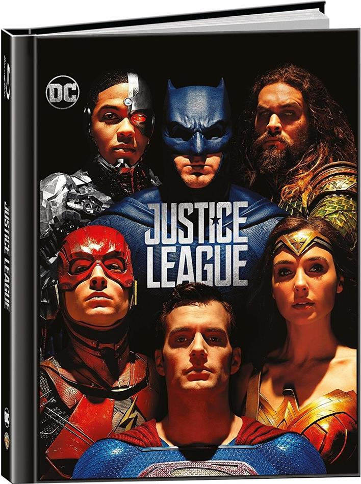 Justice League (2017) (Digibook)