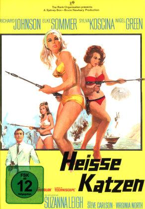 Heisse Katzen (1967) (Cover A, Limited Edition, Mediabook, Uncut)