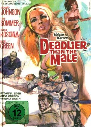 Deadlier Than the Male - Heisse Katzen (1967) (Cover C, Limited Edition, Mediabook, Uncut)