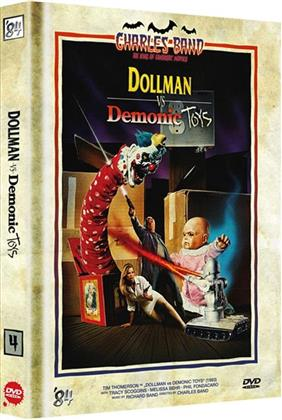 Dollman vs. Demonic Toys (1993) (Charles Band Collection, Limited Edition, Mediabook, Uncut)