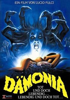 Dämonia (1987) (Kleine Hartbox, Remastered, Uncut)