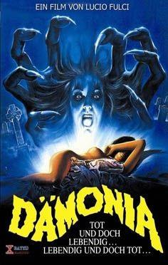 Dämonia (1987) (Grosse Hartbox, Remastered, Uncut)