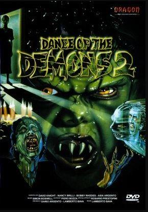 Dance of the Demons 2 (1986) (Digipack, Uncut)