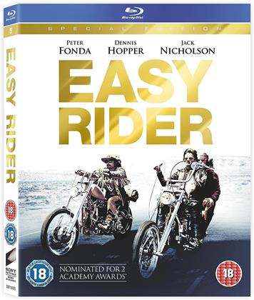 Easy Rider (1969) (Special Edition, 2 Blu-rays)