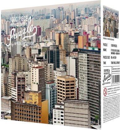 Sao Paulo by Jens Assur - 1000 Teile