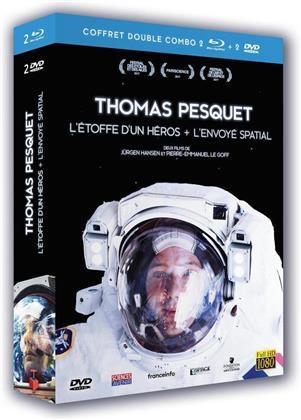 Thomas Pesquet - L'étoffe d'un héros / L'envoyé spatial (2 Blu-rays + 2 DVDs)