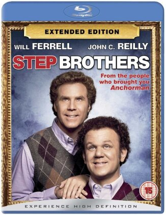 Step Brothers (2008) (Extended Edition)