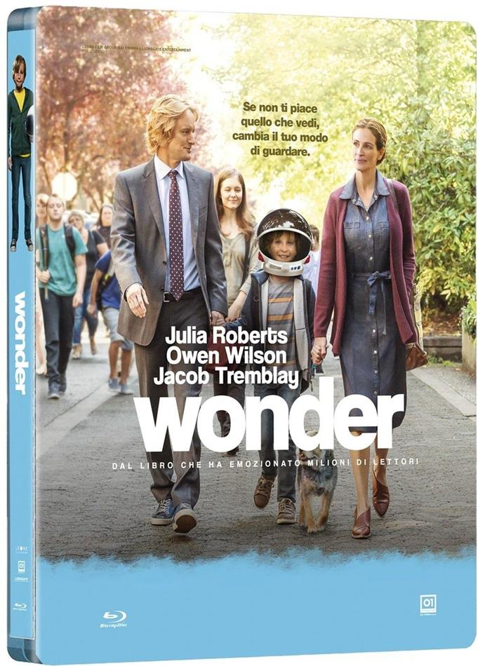 Wonder (2017) (Edizione Limitata, Steelbook)