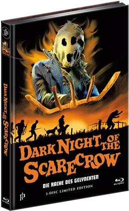 Dark Night of the Scarecrow - Die Rache des Gelynchten (1981) (Cover A, Limited Edition, Mediabook, Uncut, Blu-ray + DVD)