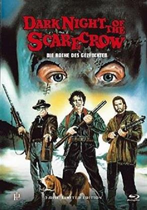 Dark Night of the Scarecrow - Die Rache des Gelynchten (1981) (Cover B, Limited Edition, Mediabook, Uncut, Blu-ray + DVD)