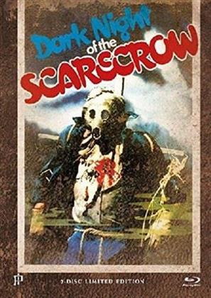 Dark Night of the Scarecrow (1981) (Cover C, Limited Edition, Mediabook, Uncut, Blu-ray + DVD)