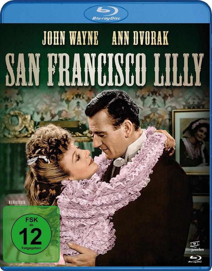 San Francisco Lilly (1945) (Filmjuwelen)
