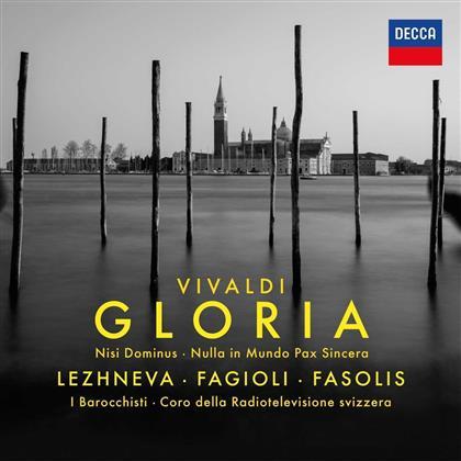 Julia Lezhneva & Antonio Vivaldi (1678-1741) - Gloria/Nisi Dominus/Nulla In Mundo Pax Sincera