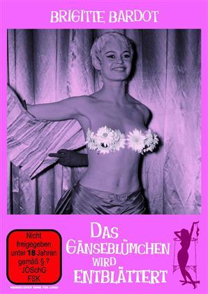 Das Gänseblümchen wird entblättert (1956) (s/w)