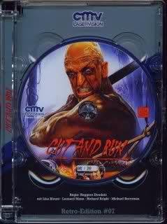 Cut and Run (1985) (Retro Edition, Jewel Case, Edizione Limitata, Uncut)