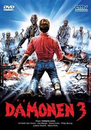Dämonen 3 (1991) (Kleine Hartbox, Cover B, Trash Collection, Uncut)