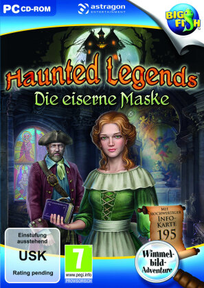 Haunted Legends - Eiserne Maske