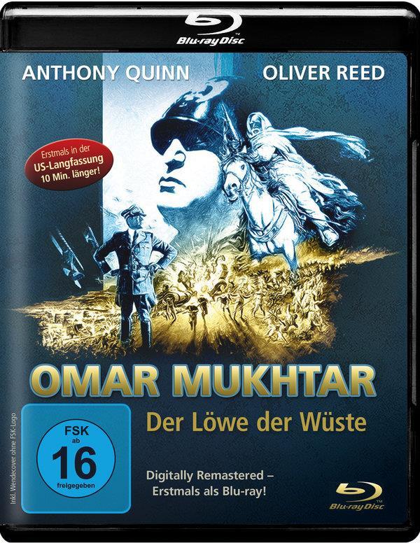 Omar Mukhtar - Der Löwe der Wüste (1981) (Remastered)
