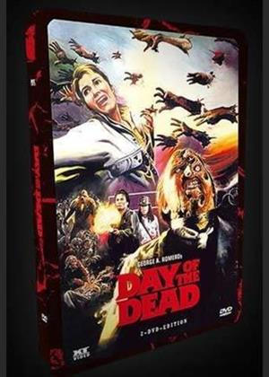 Day of the Dead (1985) (Lenticular, Steelbook, Uncut, 2 DVDs)