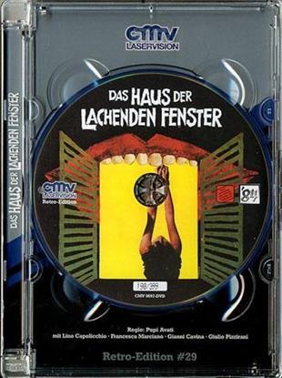 Das Haus der lachenden Fenster (1976) (Retro Edition, Jewel Case, Limited Edition, Uncut)