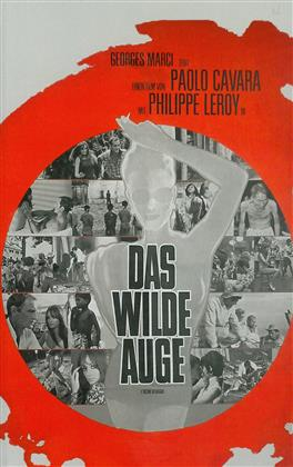 Das wilde Auge (1967) (Grosse Hartbox, Cover A, Limited Edition, Uncut)