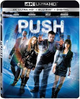 Push (2009) (4K Ultra HD + Blu-ray)