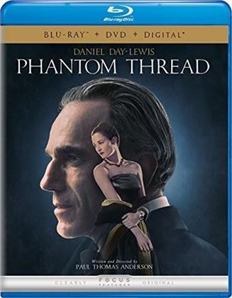 Phantom Thread (2017) (Blu-ray + DVD)