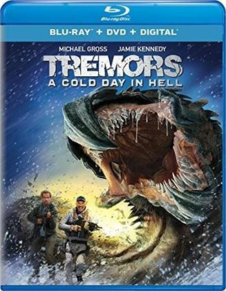 Tremors 6 - A Cold Day In Hell (2018) (Blu-ray + DVD)