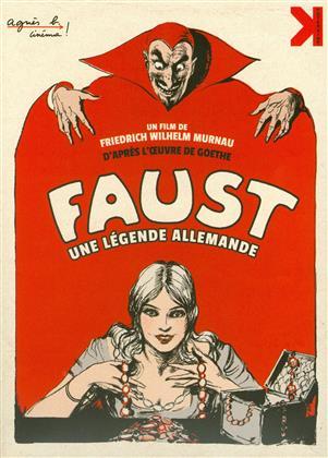 Faust - Une légende allemande (1926) (Agnès B, s/w)