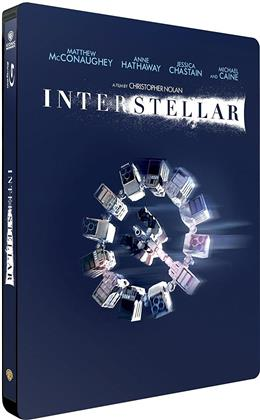Interstellar (2014) (Iconic Moments Collection, Limited Edition, Steelbook)