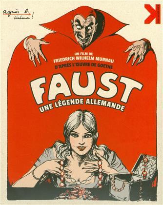 Faust - Une légende allemande (1926) (Agnès B, b/w)