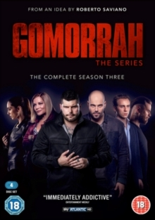 Gomorrah - Season 3 (4 DVDs)