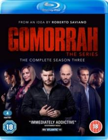 Gomorrah - Season 3 (3 Blu-rays)