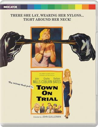 Town on Trial (1959) (s/w, Limited Edition)