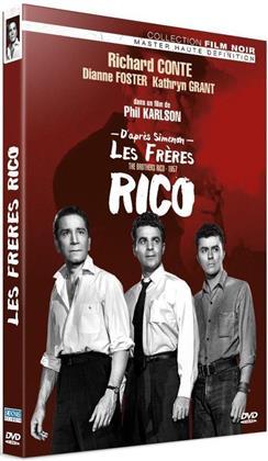 Les frères Rico (1957) (Collection Film Noir, s/w)