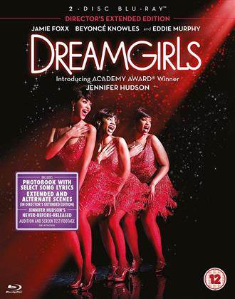 Dreamgirls (2006) (Director's Cut, Extended Edition, 2 Blu-ray)