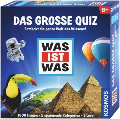 WAS IST WAS - Das grosse Quiz