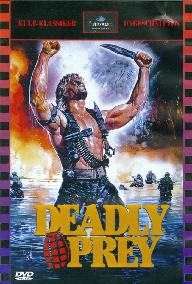 Deadly Prey (1987) (Kult-Klassiker Ungeschnitten, Limited Edition, Uncut)