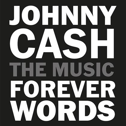 Johnny Cash - The Music - Forever Words - Johnny Cash Tribute (2 LPs)