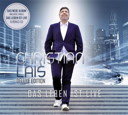 Christian Lais - Das Leben Ist Live (Deluxe Edition, 2 CDs)