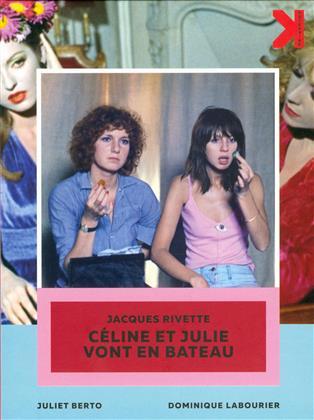 Céline et Julie vont en bateau (1974) (Digibook, Restaurierte Fassung, 2 DVDs)