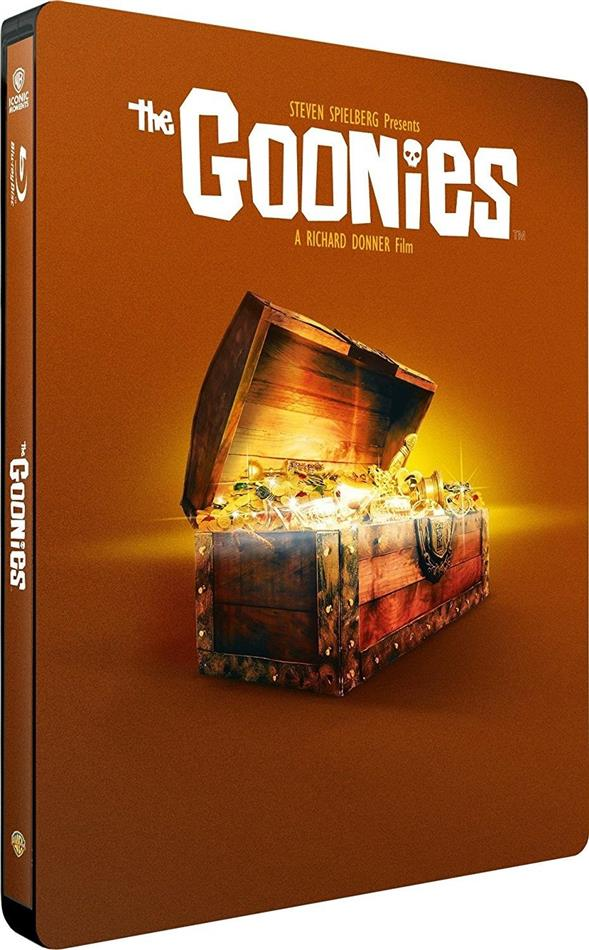 The Goonies (1985) (Iconic Moments Collection, Limited Edition, Steelbook)