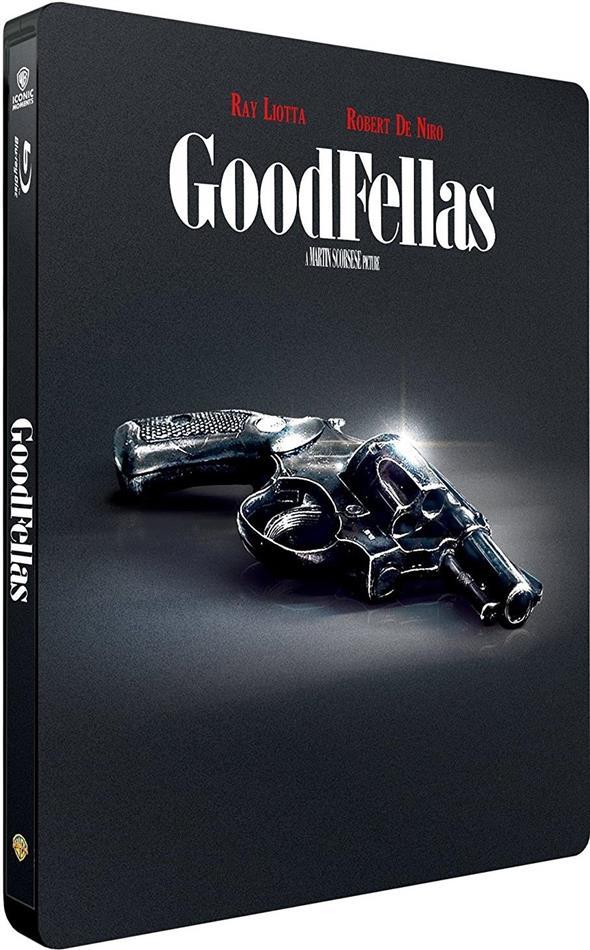 GoodFellas (1990) (Iconic Moments Collection, Edizione Limitata, Steelbook)