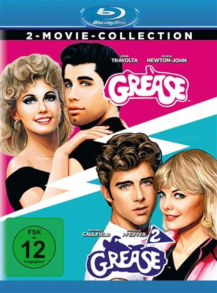 Grease / Grease 2 - 2-Movie Collection (Versione Rimasterizzata, 2 Blu-ray)