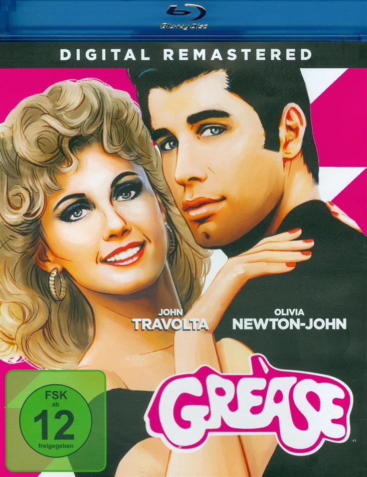 Grease (1978) (Anniversary Edition, Remastered)