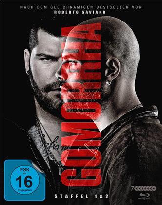 Gomorrha - Staffel 1 + 2 (7 Blu-rays)