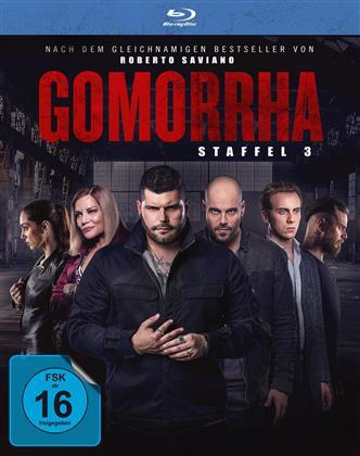 Gomorrha - Staffel 3 (3 Blu-rays)
