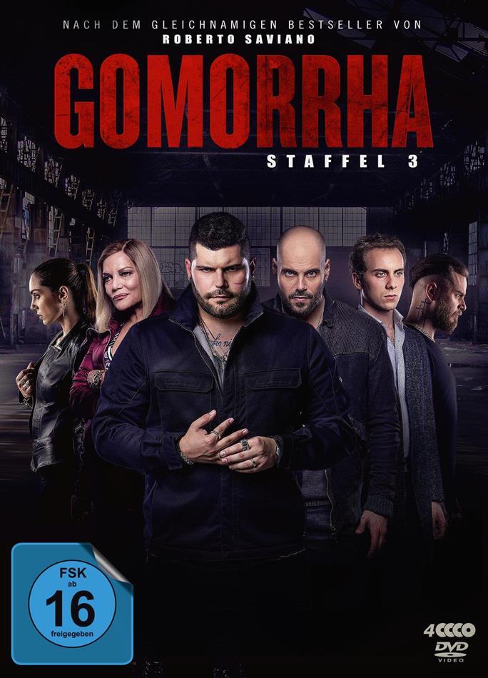 Gomorrha - Staffel 3 (4 DVDs)